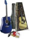 Stagg SW 201 3/4 TB P2 - gitara akustyczna z wyposażeniem
