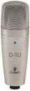 Behringer C-1U - mikrofon pojemnościowy USB