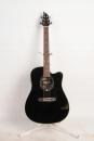 FLYCAT C200 BK CEQ Gitara elektroakustyczna