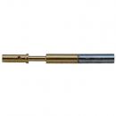 LINK LK size 16 fem gold crimp pin conn part - żeński złoty zacisk do złącza kołkowego LK13-25-37-54-8
