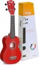Stagg US-RED - ukulele sopranowe