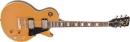 Vintage V100MRJBM Distressed Gold Top - gitara elektryczna