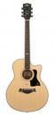KEPMA Gitara akustyczna A1C Natural