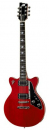 Duesenberg Bonneville Cherry Red - gitara elektryczna