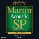 Martin MSP-3000 Bronze 10-47 - struny do gitary akustycznej