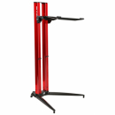 STAY Keyboard Stand PIANO 120cm 1 poziom Red statyw pod keyboard