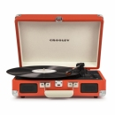 CROSLEY Cruiser Deluxe Orange - Gramofon walizkowy