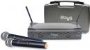 Stagg SUW 50 MM EG EU - bezprzewodowy system UHF