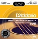 D'Addario EXP-19 12-56 - struny do gitary akustycznej
