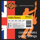 Rotosound RB40-5 - 5 strun bas [40-125] niklowane