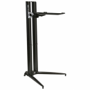 STAY Keyboard Stand PIANO 120cm 1 poziom Black statyw pod keyboard