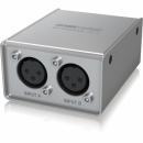 Klark Teknik MIC BOOSTER CM-2 Dwukanałowy przedwzmacniacz do mikrofonów dynamicznych