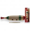 Stagg GUF 141 L - guiro drewniane w kształcie ryby