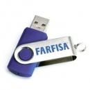 Farfisa FM-20 - pendrive z utworami karaoke - wyprzedaż