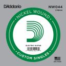 D'Addario NW044 struna pojedyncza 0.44