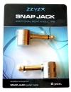 SnapJack Tips - wtyk Jack kątowy - wyprzedaż