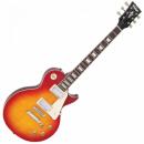 Vintage V100CS - Gitara Elektryczna Cherry S/Burst