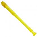ELLISE Flet prosty sopranowy szkolny DSR-250 żółty