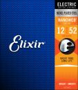 Elixir Nanoweb HEAVY 12-52 - struny do gitary elektrycznej