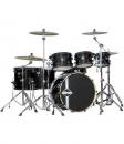 Ddrum Defiant 22 7 BK - akustyczny zestaw perkusyjny
