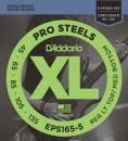 D'Addario EPS165-5 struny do gitary basowej 45-135 LONG