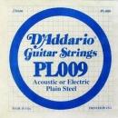 D'Addario PL009 struna .009