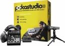 Behringer PODCASTUDIO USB - zestaw domowego studia nagraniowego