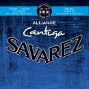 Savarez 510AJ - struny do gitary klasycznej