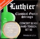 Luthier SET50 Super Carbon - struny do gitary klasycznej