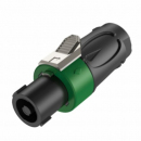 Roxtone Wtyk głośnikowy RS4F-N-GN zielony