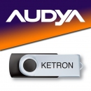PEN DRIVE 2016 SOUND UPGRADE do AUDYA, KETRON