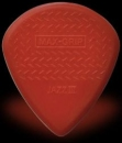 Dunlop Max Grip Jazz III Nylon Red