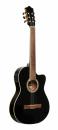 Stagg SCL60 TCE-BLK - gitara elektro-klasyczna