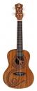 Luna Mahogany Maluhia Peace Concert - ukulele koncertowe elektryczne