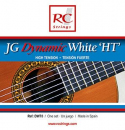 Royal Classics DW70 JG Dynamic White HT - Struny do gitary klasycznej