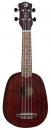Luna Uke Vintage Mahogany Pineapple RDS - ukulele