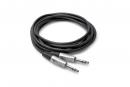 Hosa - Kabel Interconnect PRO TRS 6.35mm - TRS 6.35mm, 1.5m