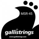 Galli MSR-45 - pojedyncza struna do gitary akustycznej bass