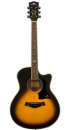KEPMA GUITARS A1C 3TS  Gitara akustyczna 41''