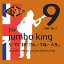 Rotosound JK9 [9-48] brąz fosforowy struny do gitary akustycznej