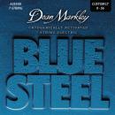 Dean Markley 7 strun do gitary elektrycznej BLUE STEEL 9-56