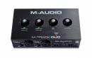 M-AUDIO MA M-Track DUO - Interfejs Audio USB