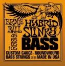 Ernie Ball Slinky 2833 45-105 - struny do gitary basowej