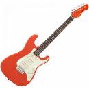Vintage V6PFR - Gitara Elektryczna Firenza Red