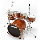 Ddrum Dios B Bubinga  - akustyczny zestaw perkusyjny