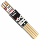 VIC FIRTH 2B 4Pack - pałki do zestawów perkusyjnych (4 pary)