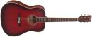 Vintage Gitara akustyczna V501 DREDNOUGHT SATIN BURGUNDY BURST