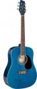 Stagg SA20D BLUE - gitara akustyczna