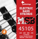 STRUNY BASS MSB-45105 GALLI /STEEL