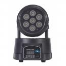 Sagitter ruchoma głowica LED typu wash 7 x 10 W RGBW/FC